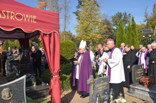 Ks. Nowicki - pogrzeb 10.10.2018